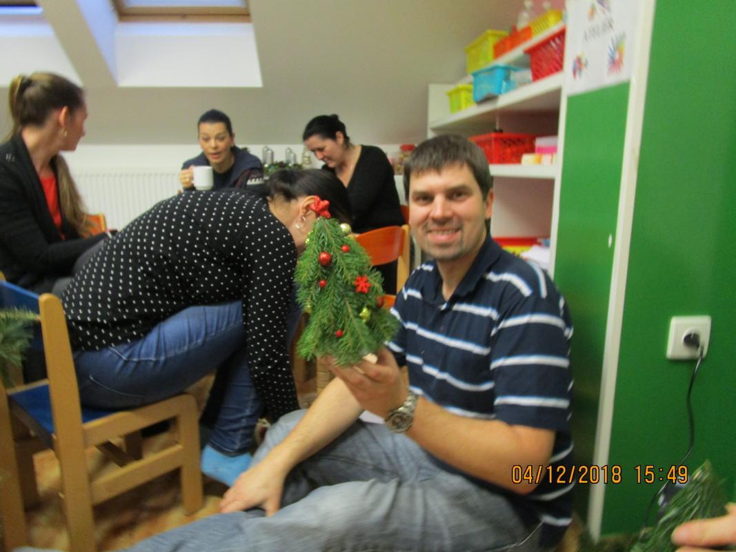 Mikuláš, Tvoření s rodiči 336