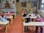 Návštěva ZŠ s předškoláky