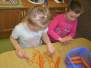 Příprava mrkvového salátu