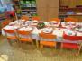 Slavnostní vánoční oběd