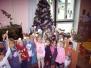 Vánoční nadílka mezi dětmi